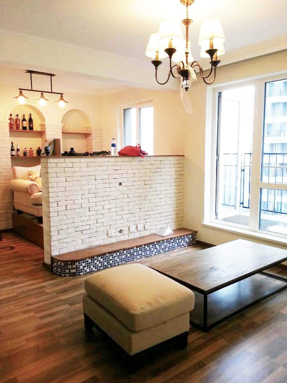 60m²一室一厅:我们不要餐厅,剩下的就靠你们了。 案例 第1张