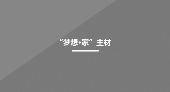 """""""梦想·家""""主材产品"""