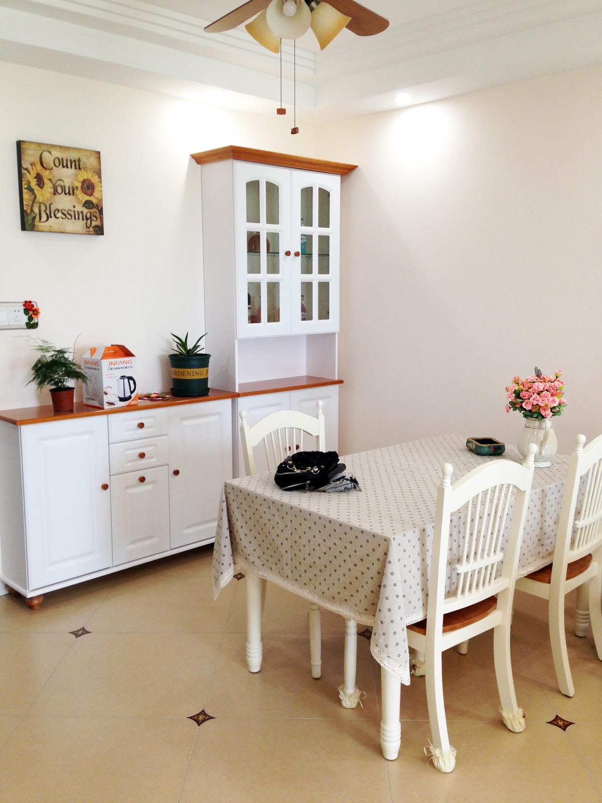 98m²三室二厅:我家从装修到入住只用了不到5个月时间 案例 第2张