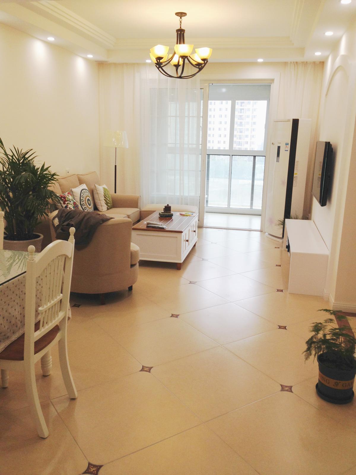 98m²三室二厅:我家从装修到入住只用了不到5个月时间 案例 第4张