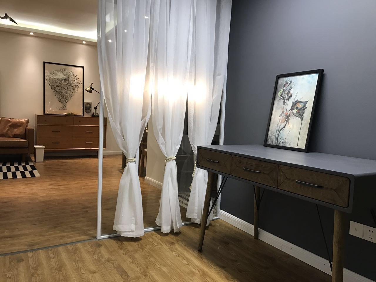 93m²三室二厅:我想换种北欧风格的装修 案例 第5张