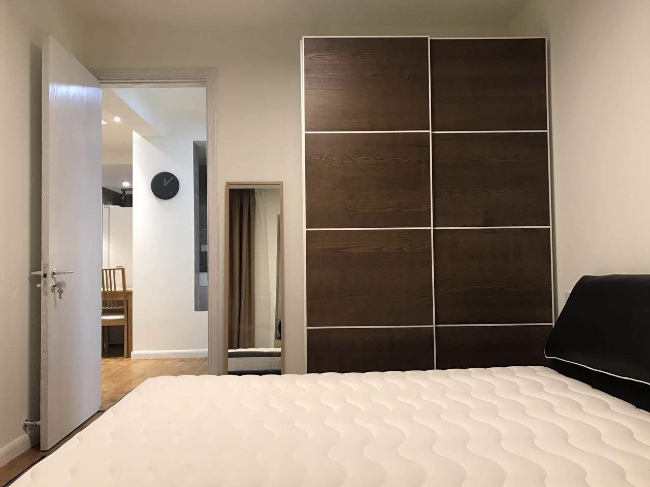 93m²三室二厅:我想换种北欧风格的装修 案例 第9张